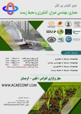 Poster of The 2nd International Conference on Architecture, Civil Engineering, Agriculture and the Environment