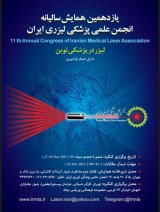 Poster of 11th Annual Conference of the Iranian Laser Medicine Association