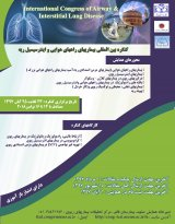 Poster of International Congress of  Airway & Interstitial Lung Disease