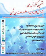 The 8th National Conference on New Research in Chemical Science and Engineering