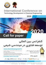 Poster of International Conference on Technology Development in Chemical Engineering