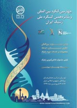 Poster of the fourth International and 16th National Genetics Congress