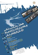 Poster of National  Congress Planning the Pathology of Earthquake Effects in East Azerbaijan Province in Mordad 21