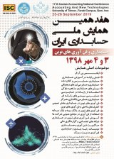 Poster of 17th National Accounting Conference of Iran