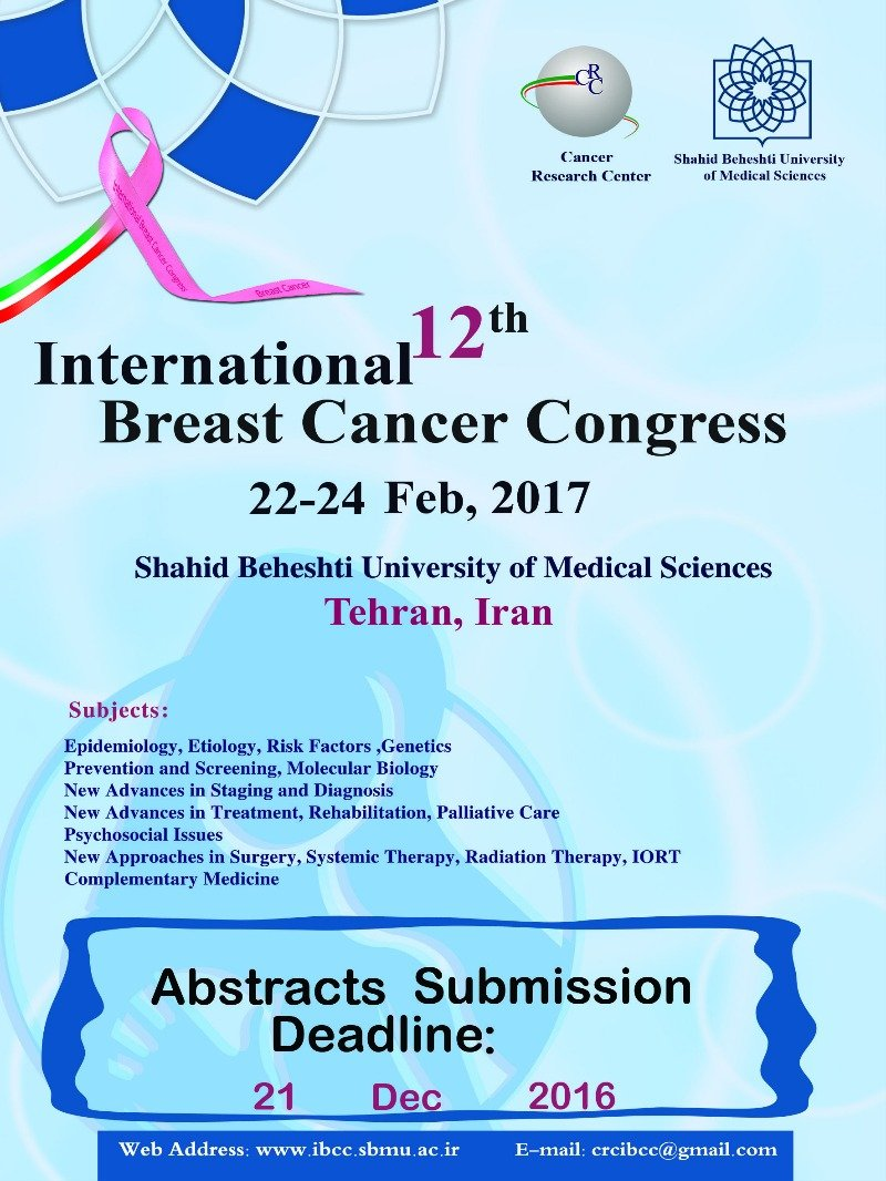 12th International Congress on Breast Cancer