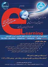 Poster of The 6th National and 3rd International Conference on E-Learning and E-Teaching