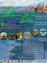 Poster of The 2nd Iranian Conference of Green Mining and Mine Industry