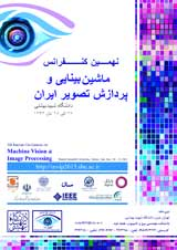 Poster of 9th Iranian Conference on Machine Vision and Image Processing