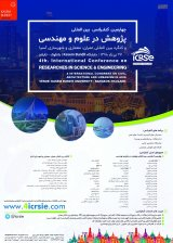 Poster of 4th.International Conference on Researches in Science & Engineering