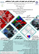 Poster of The first national conference on instrumentation & measurement technology