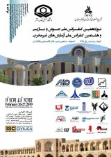 Poster of The 19th National Conference on Welding and Inspection and the 8th National Conference on Nondestructive Testing
