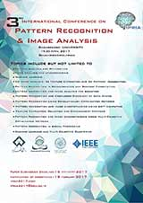 Poster of 3rd International Conference on Pattern Analysis and Image Analysis
