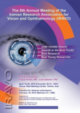 Poster of Eighth Iranian Ophthalmology and Eye Science Research Conference