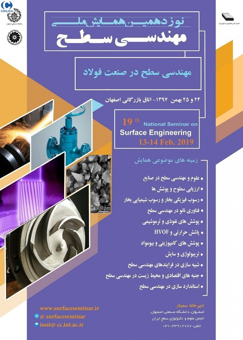Poster of 19th National Conference on Engineering Level