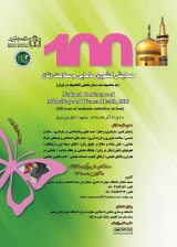 Poster of 1m national conference of 100 years of academic midwifery in iran 2019