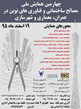 Poster of  Conference Materials and New Technologies in the Construction Industry