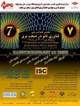 Poster of 7th National Conference on Nanotechnology in the Electric Power Industry