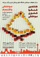 Poster of 7th Iranian Burn Conference