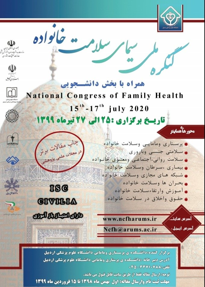 Poster of National Congress Of Family Health