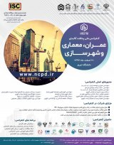 Poster of The First National Conference on Civil Defense, Architecture and Urban Planning
