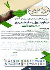 Poster of Third National Conference on Sustainable Development Strategies in Iran