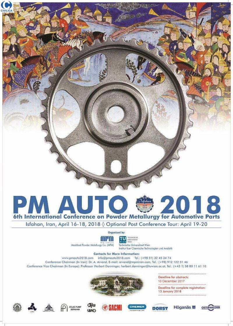 6TH INTERNATIONAL PM AUTO CONFERENCE