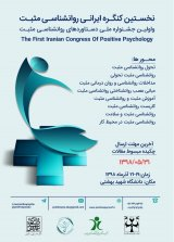 Poster of The First Iranian Congress of Positive Psychology