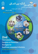 Poster of 2nd International Congress on Prevention Strategies for Patient-Related Infections