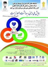 Poster of National Conference on Safety, Health and the Environment