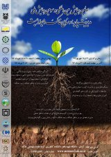 Poster of The first international conference and the third national conference on sustainable management of soil and environment resources